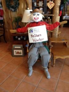 ReStore Scarecrow