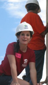2014 Womens' Build - Intern Marlene Neidert