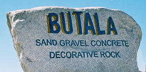 Butala-rock