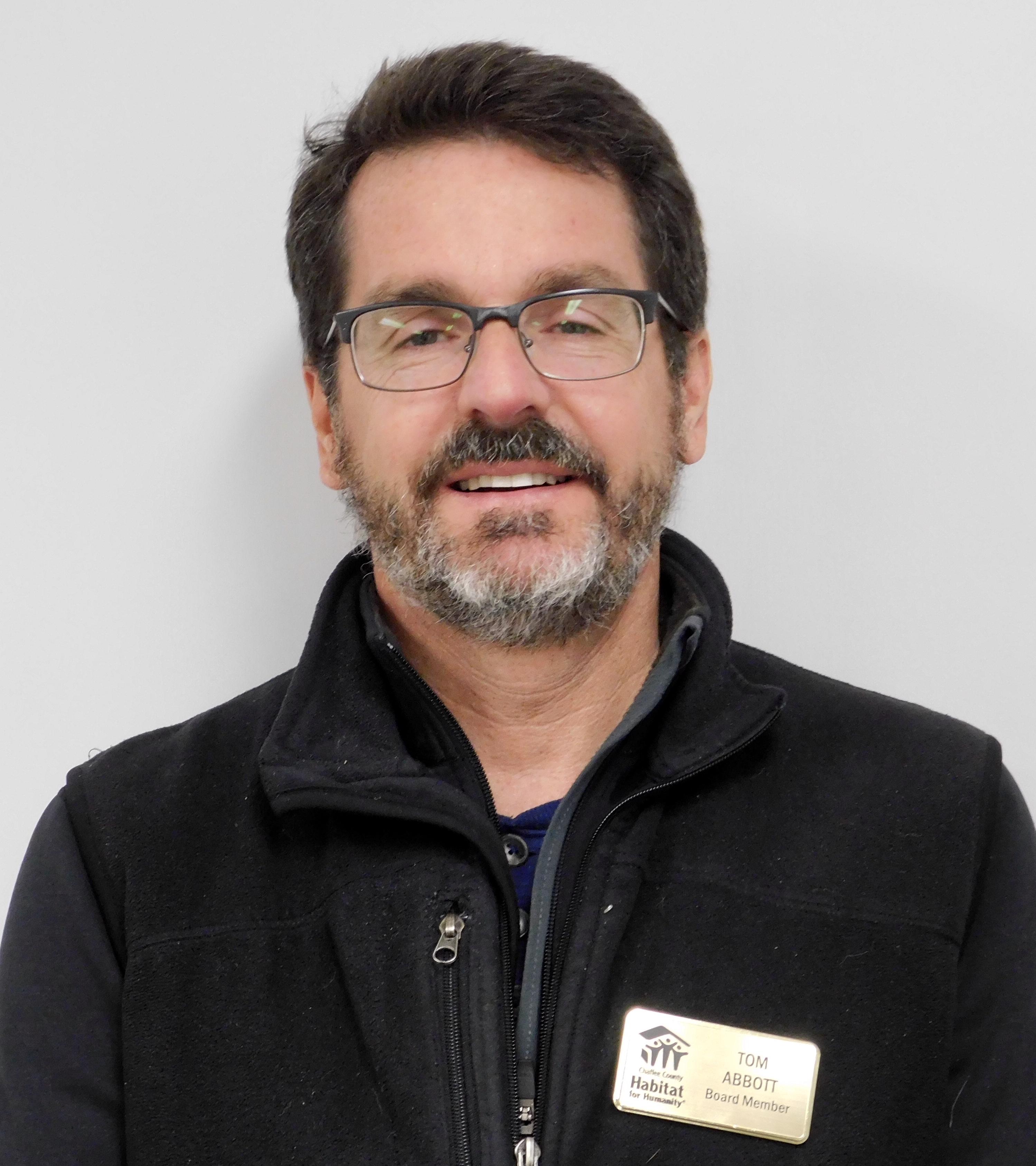 Tom Abbott   Chaffee County Habitat for Humanity